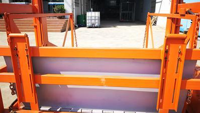 装卸货平台如何选择哪一款类型的设备