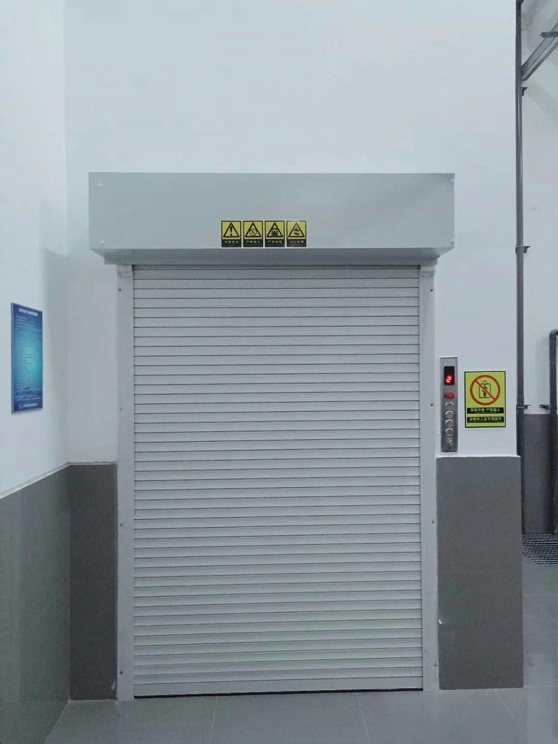 工业电梯光幕