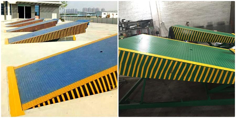 固定式登车桥(调节板)