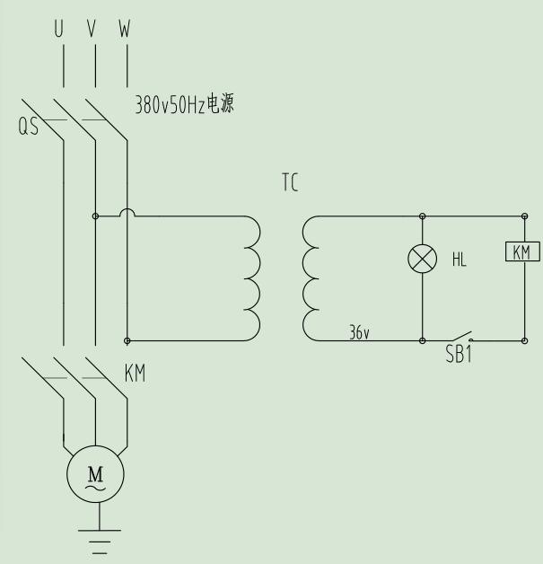 广东固定式登车桥电气原理