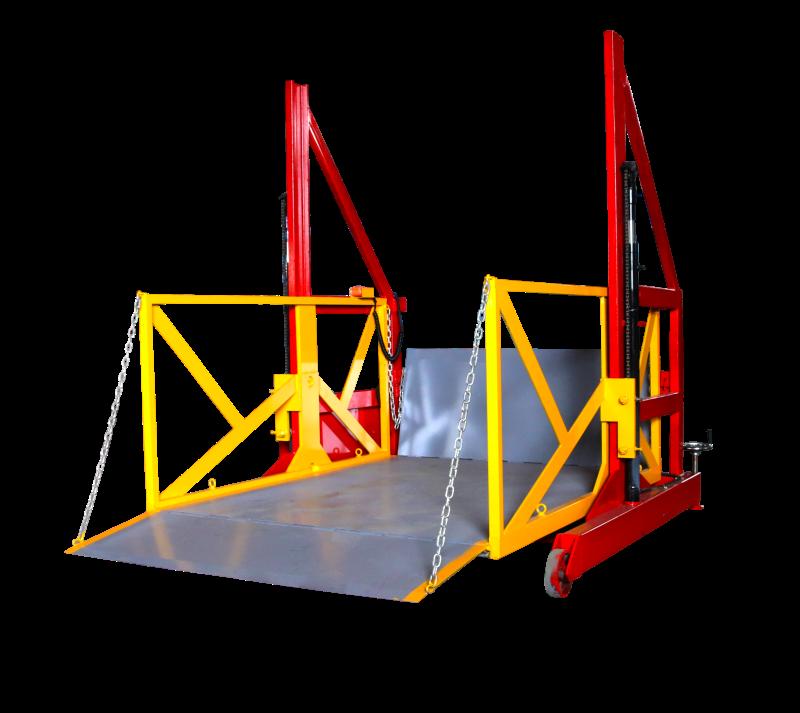 移动装卸平台