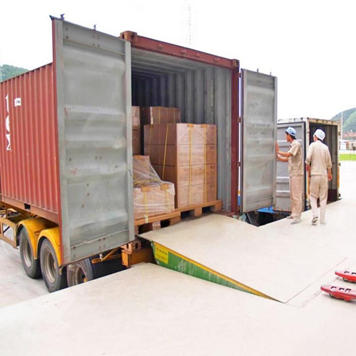 集装箱装卸平台