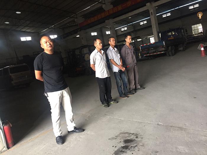 广东升降平台厂家树立企业标杆